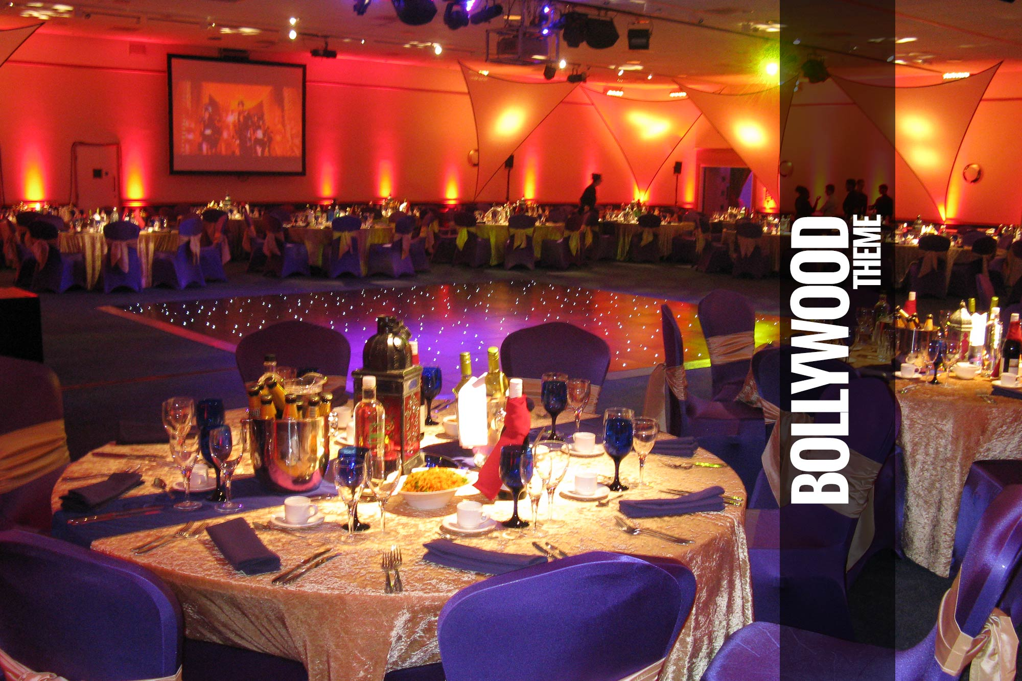 Bollywood Party Themed Events