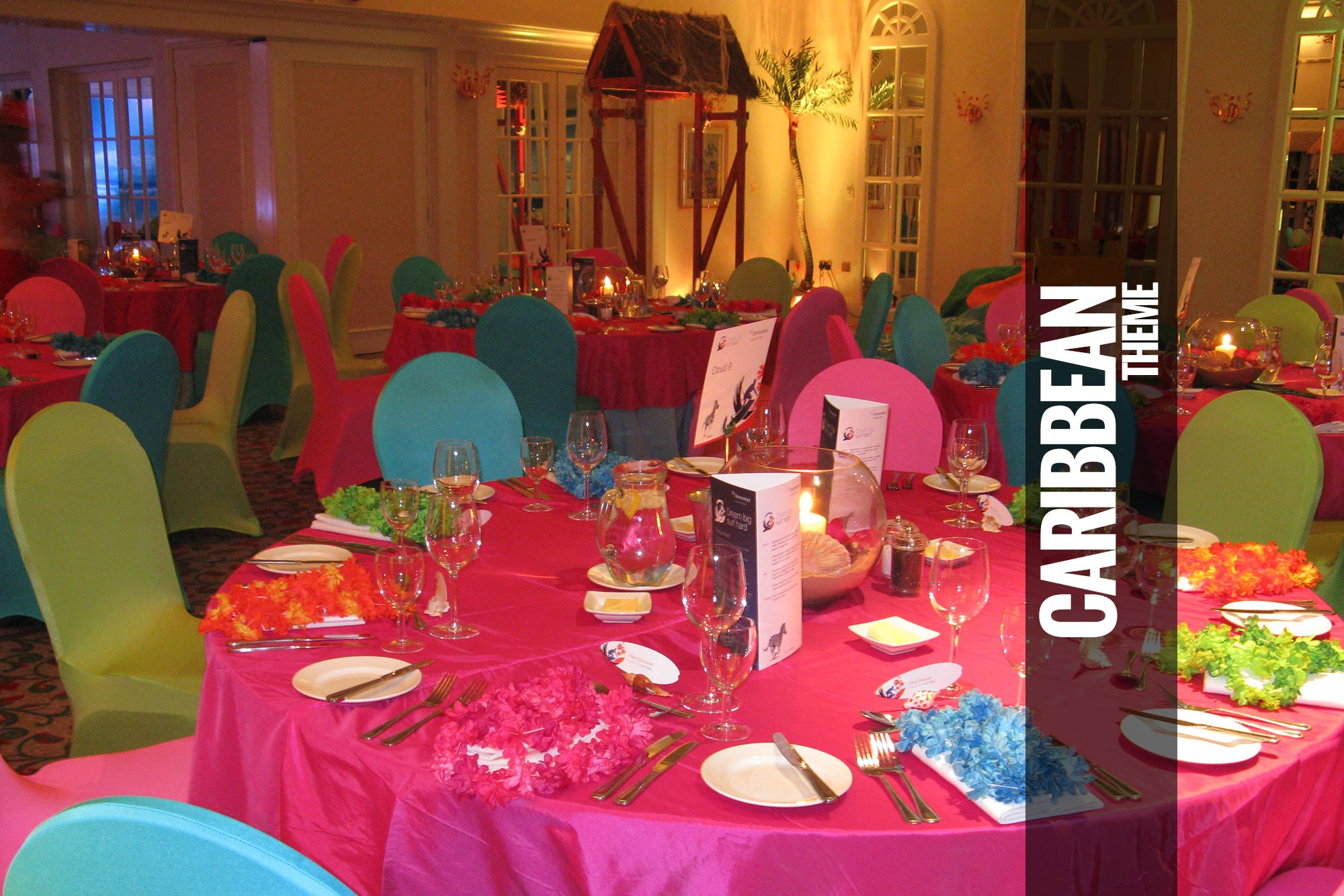 Caribbean Theme Party Ideas On Pinterest: Caribbean Themed Events & Parties