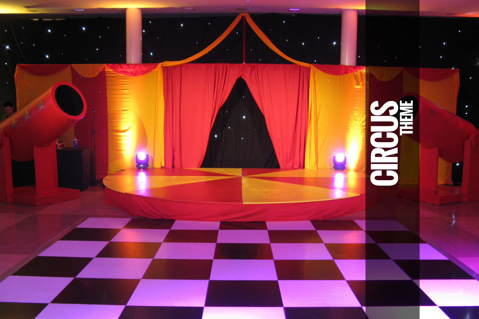 Circus Themed Events & Parties |