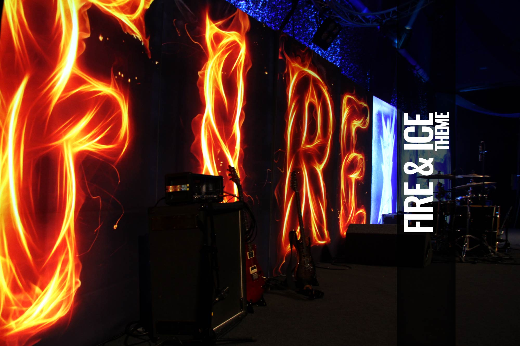 Room Design Program Fire Amp Ice Themed Events Amp Parties