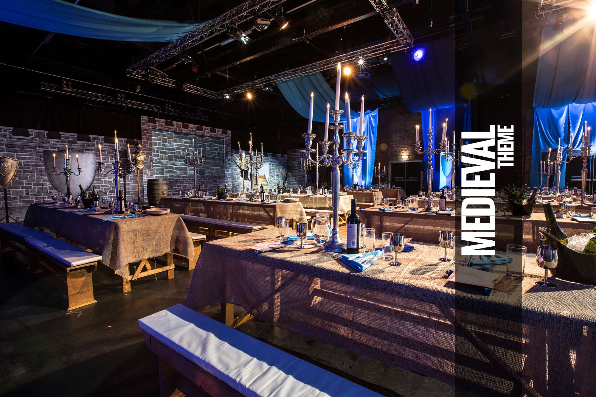 Medieval Themed Events & Parties | For Hire