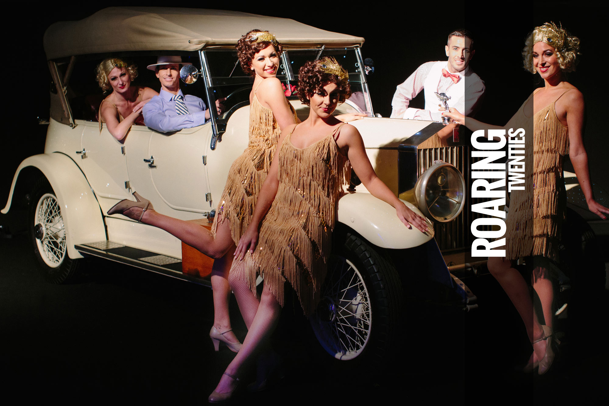 Roaring 20's Themed Events