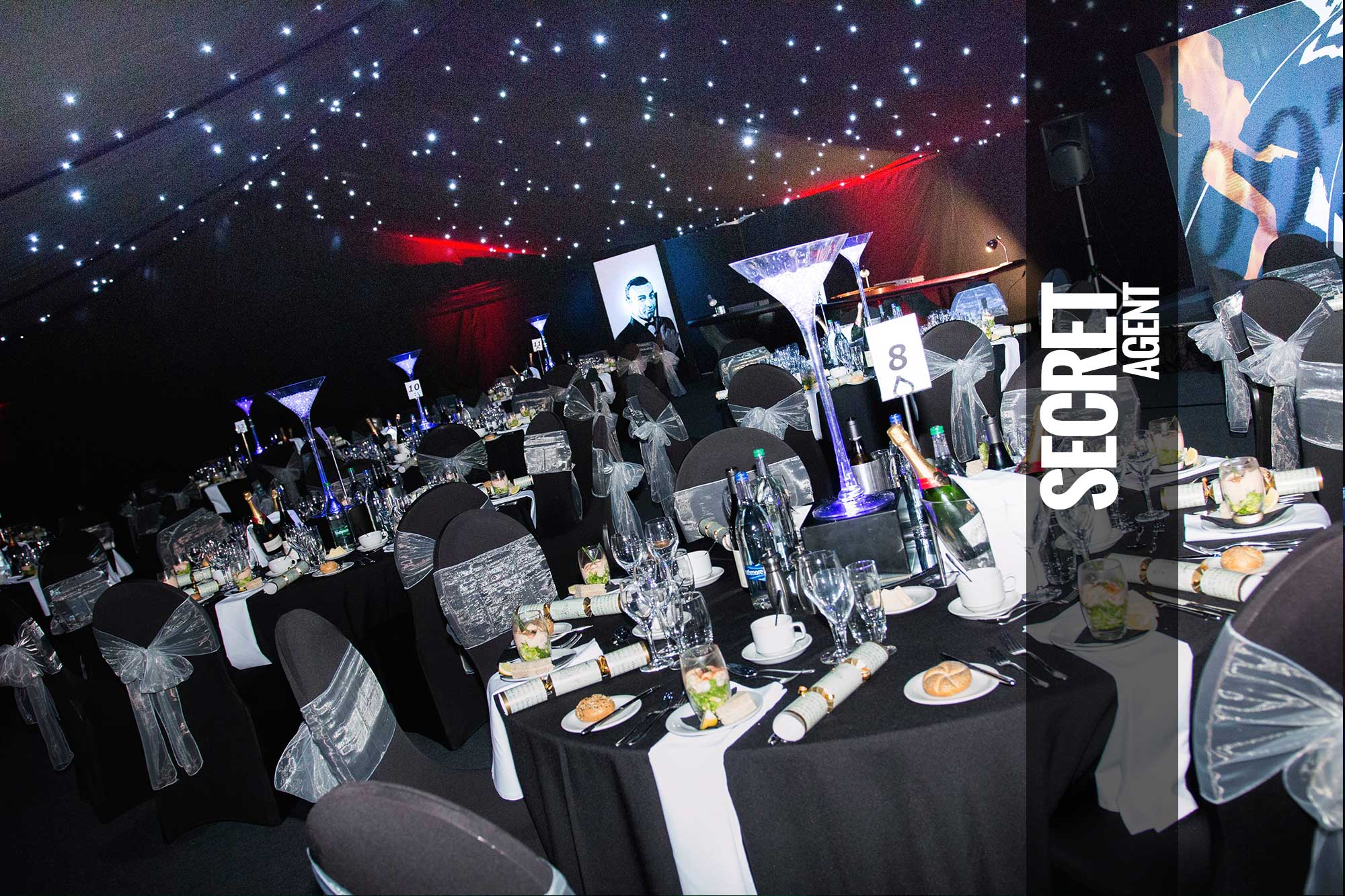 Secret Agent Themed Events Amp Parties For Hire