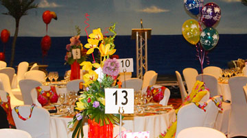 Caribbean Party Themed Events
