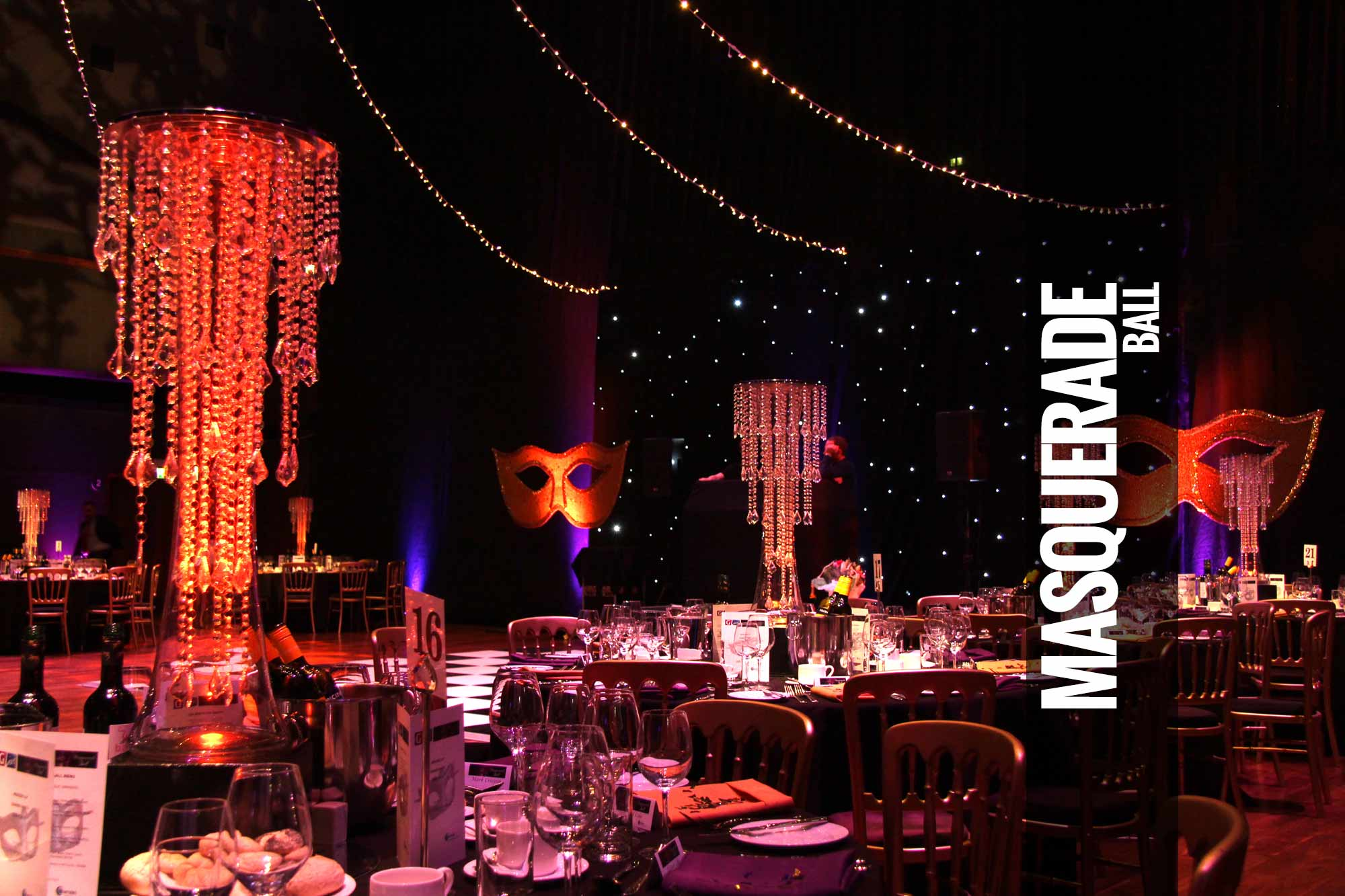 Masquerade Ball Themed Events Amp Parties Masked Ball For Hire