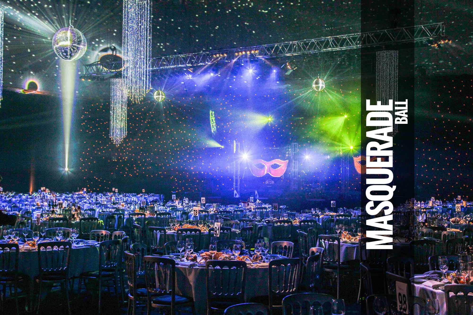 masquerade ball themed events  u0026 parties