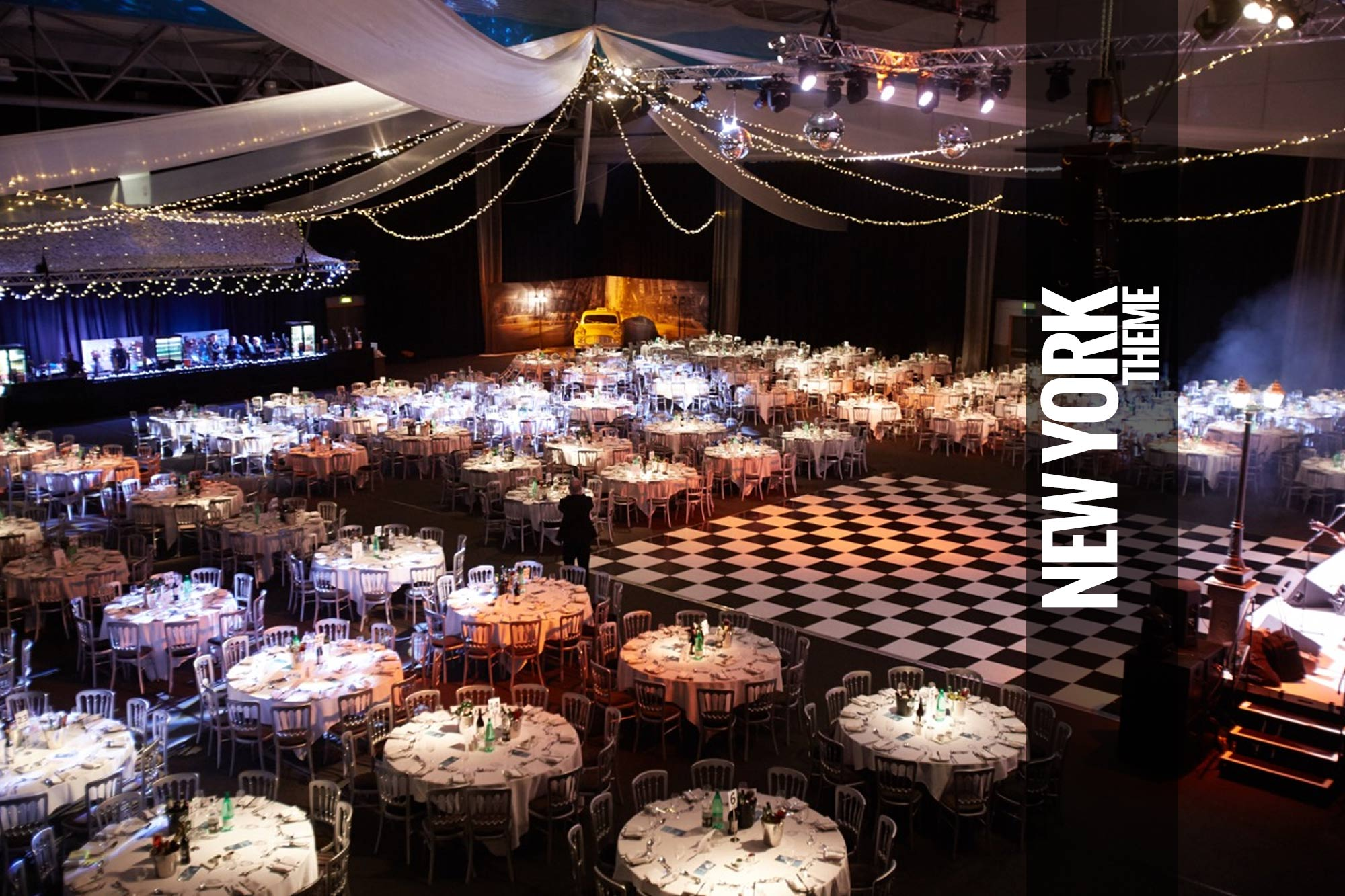 New York Themed Events