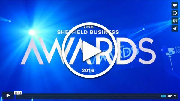 2016 Sheffield Business Awards