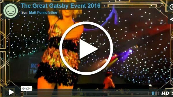 2015 Our Stunning Gatsby Show Is Complete