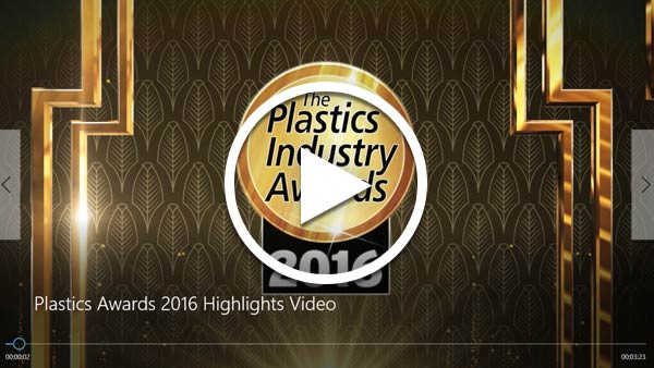 2016 Plastics Industry Awards Video