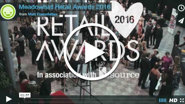 Meadowhall Retail Awards 2016