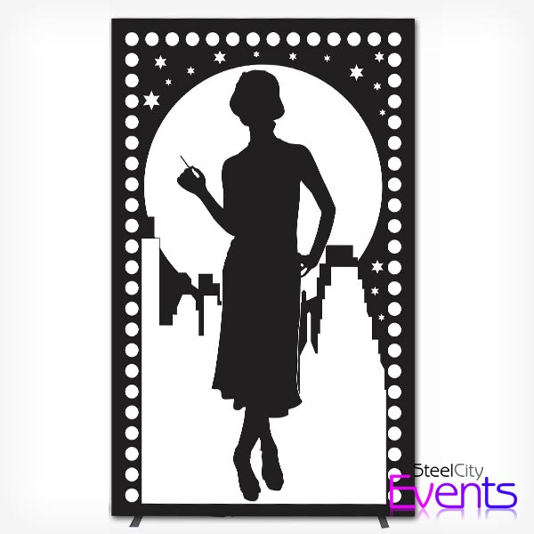 1920's Feature Backdrop 2
