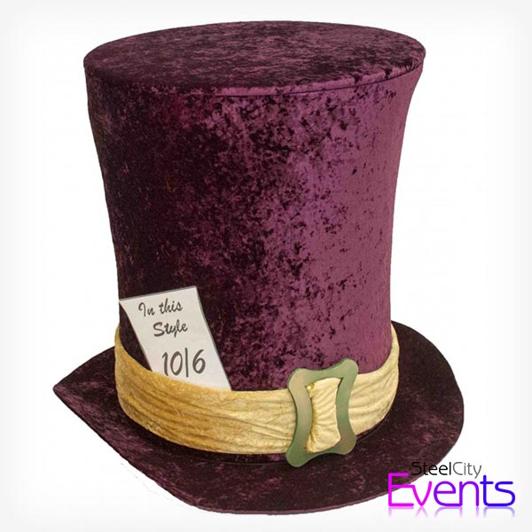 Giant Mad Hatter's Hat
